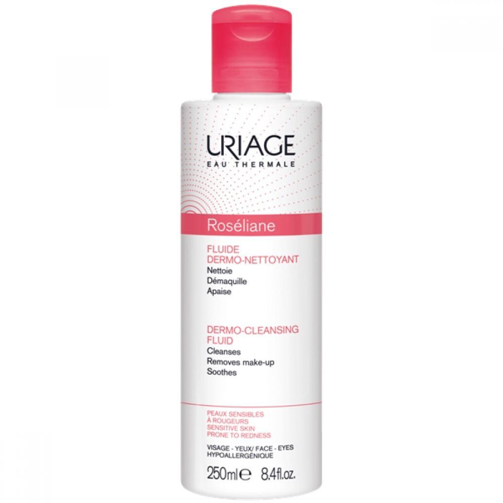 Uriage roseliane arctisztító tej érzékeny bőrre 250ml